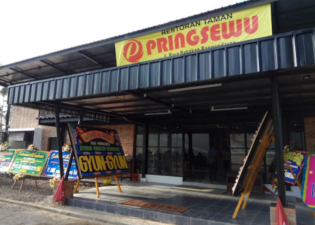 Pringsewu Pangandaran